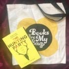 GIVEAWAY – a copy of The Hunting Party by Lucy Foley, and an Orla Kiely 'Books are my Bag' tote!