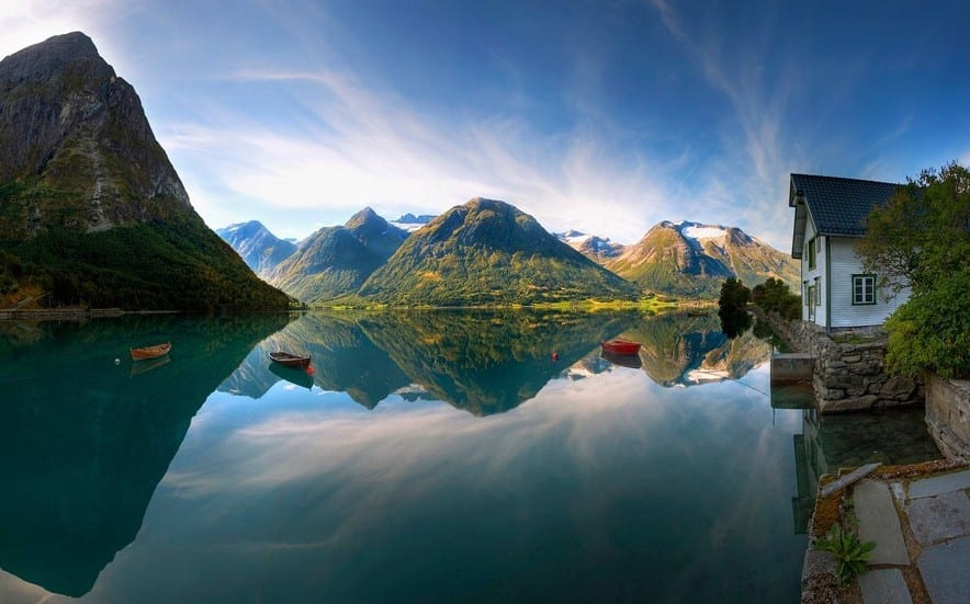 Win a cruise to the Norwegian fjords!