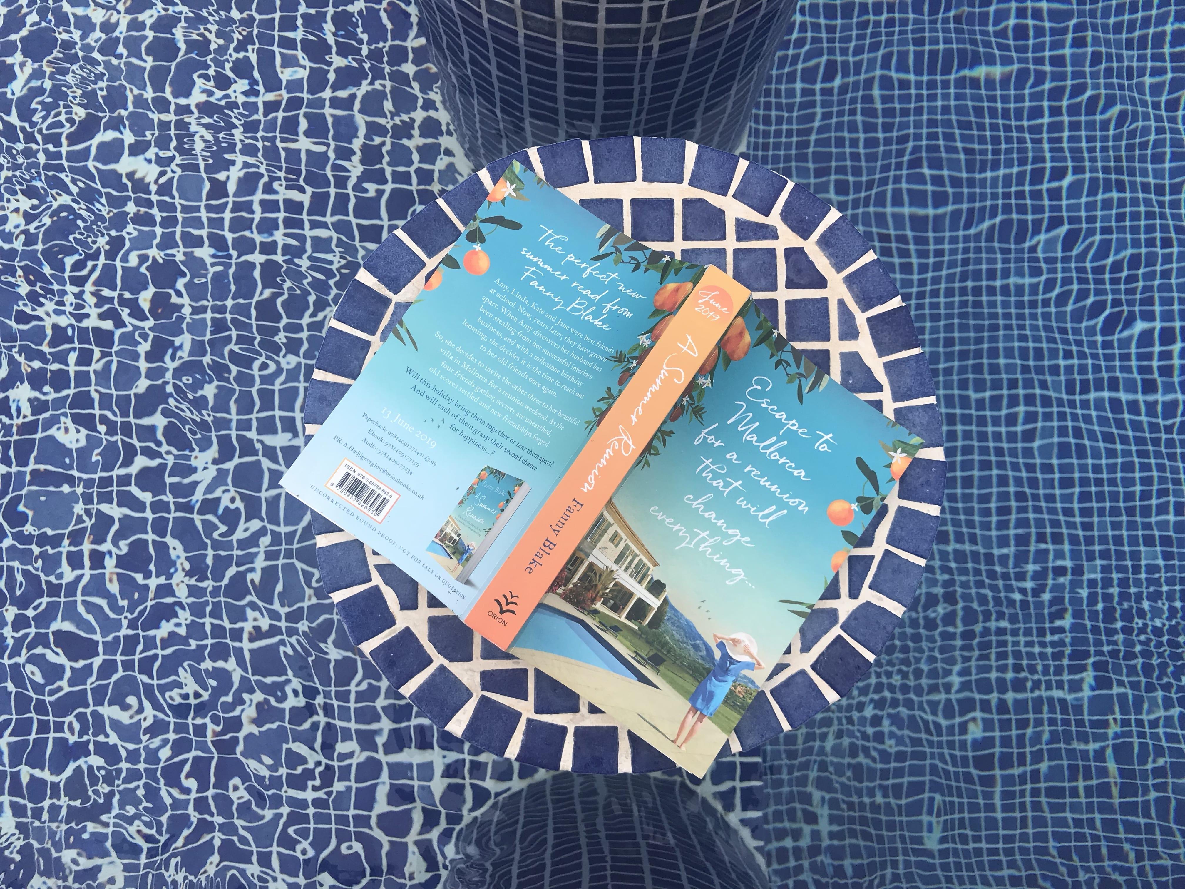 Novel set near Fornalutx, Mallorca