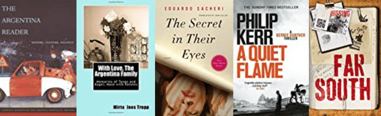 Five great books set in Argentina