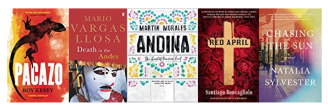 Five great books set in Peru