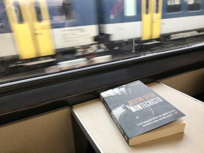 Thriller set around Zürich