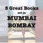 Five Great Books set in MUMBAI