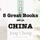 Five great books set in CHINA