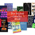 The Booker Prize 2019 longlist has been announced