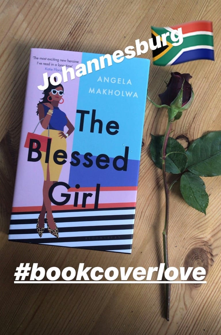 Novel set in Johannesburg