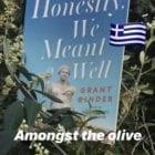 Novel set on Aegina, Greece