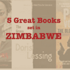 Five great books set in ZIMBABWE