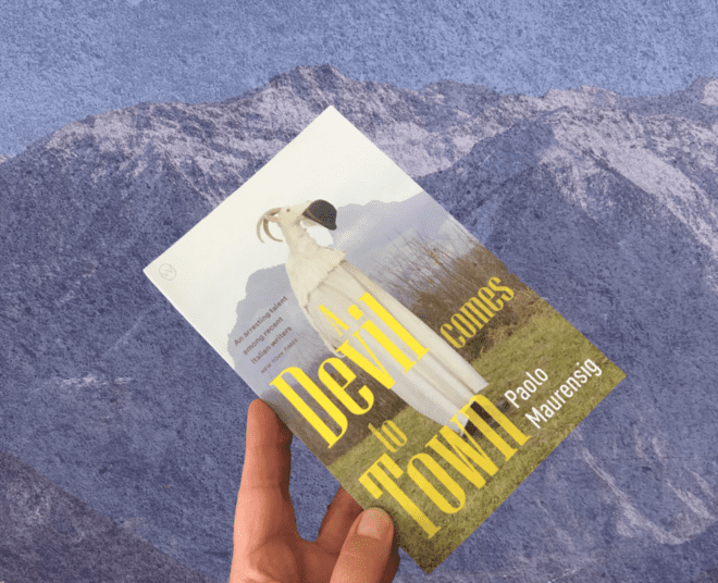 Gothic suspense story set in the Swiss Alps