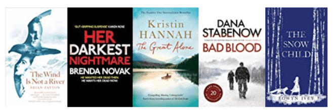 Five Great Books set in ALASKA