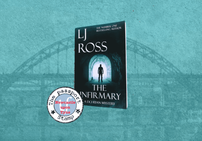 Murder mystery set in Newcastle-upon-Tyne