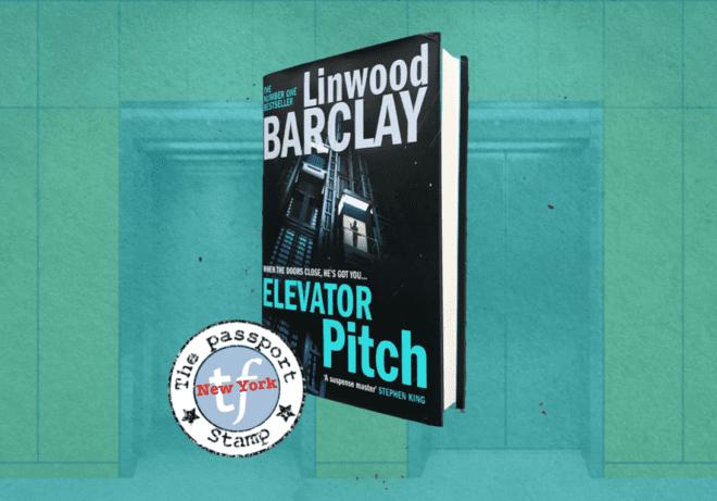 Cracking thriller set in New York City