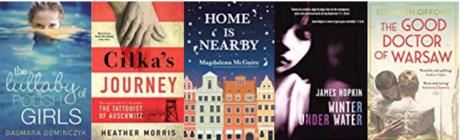 Five great books set in POLAND