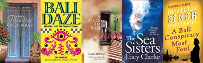 Five Great Books set in BALI