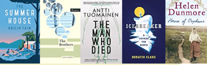 Five great books set in FINLAND