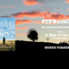 The #TFBookClub reads 'A Map of the Sky', set in NORTH YORKSHIRE