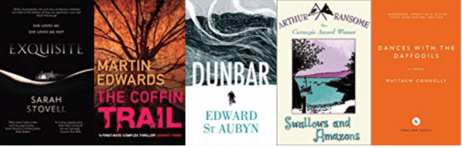 Five great books set in THE LAKE DISTRICT