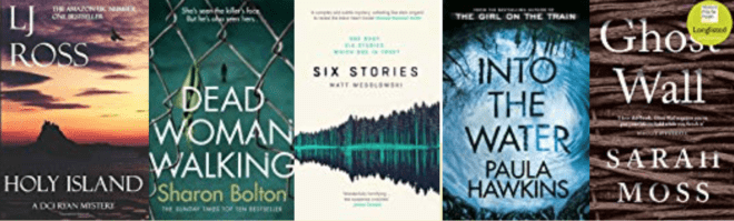 Five great books set in NORTHUMBERLAND