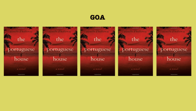 5 copies of The Portuguese House by Pamela D Holloway