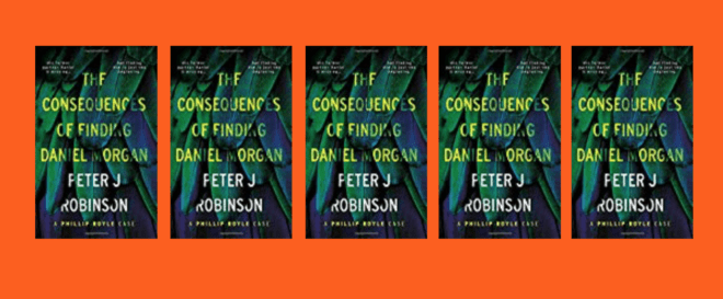 """GIVEAWAY - 5 copies of """"The Consequences of Finding Daniel Morgan"""""""