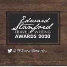Edward Stanford Travel Writing Awards Shortlist 2020 announced!