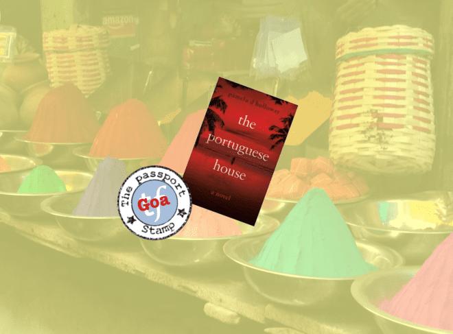 Novel set largely in Benaulim, Goa