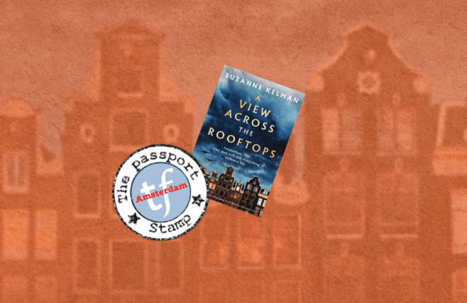 Novel set in WW2 Amsterdam