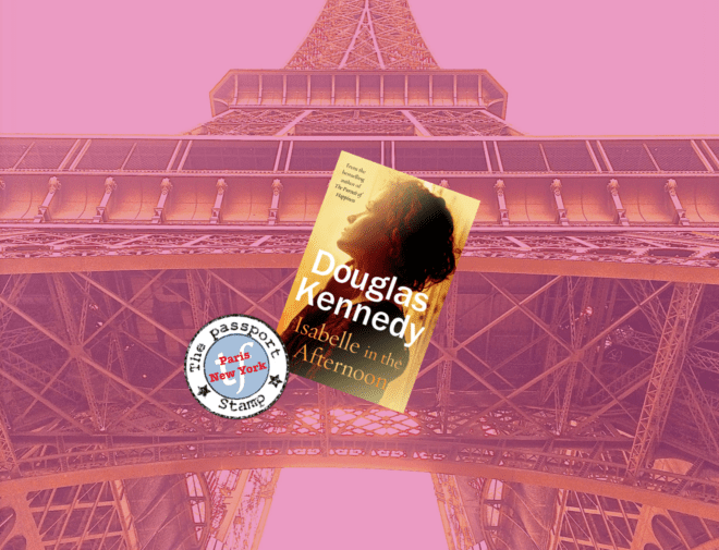 Novel set in Paris and New York