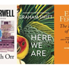Five great new books to read early in 2020