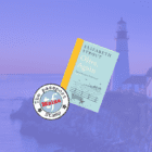 Novel set in fictional Crosby, Maine – a novel of stories