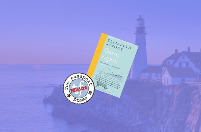 Novel set in fictional Crosby, Maine