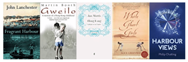 Five great books set in HONG KONG