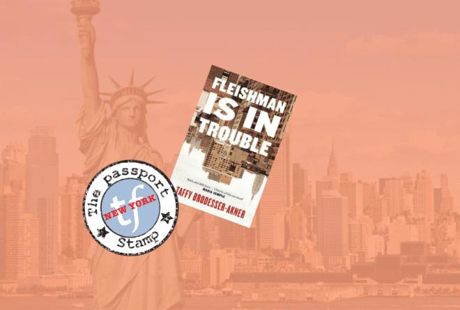 Novel set in New York