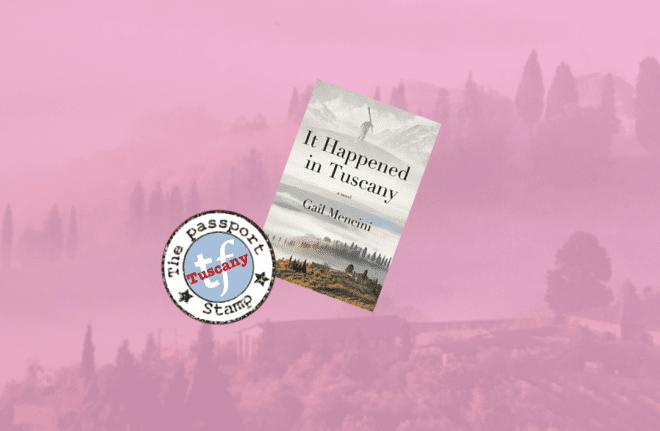 Novel set in mainly in Tuscany