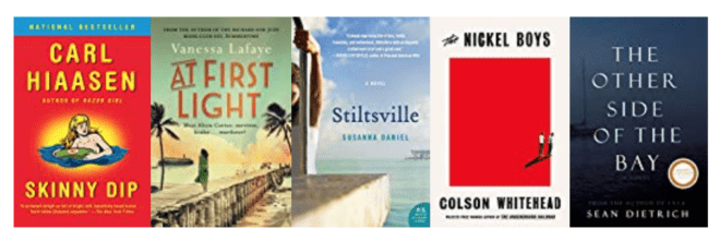 Five great books set in FLORIDA
