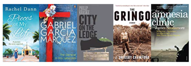 Five great books set in Ecuador