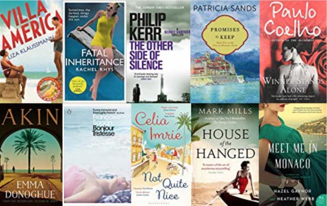 10 Great Books set along the Côte d'Azur