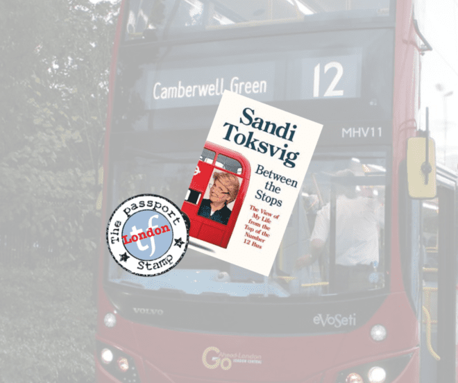Memoir inspired by the route of the no. 12 bus in South London