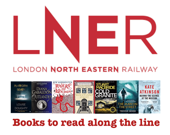 Which books to read along the route of LNER