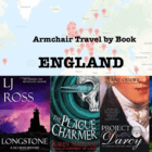 TripFiction armchair travel by book – ENGLAND