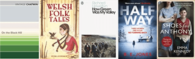 Five great books set in WALES