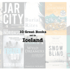 Ten Great Books set in ICELAND