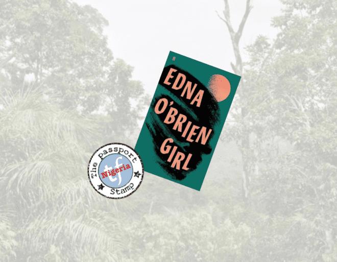 Novel set in Nigeria