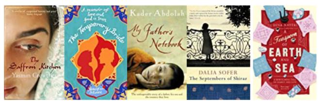 Five great books set in IRAN