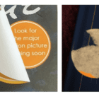 Those pesky stickers on the covers of books