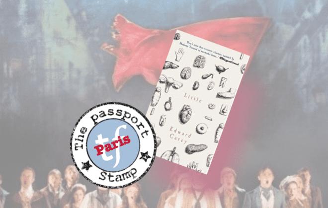 A novel of lyrical waxing, set in Revolutionary Paris