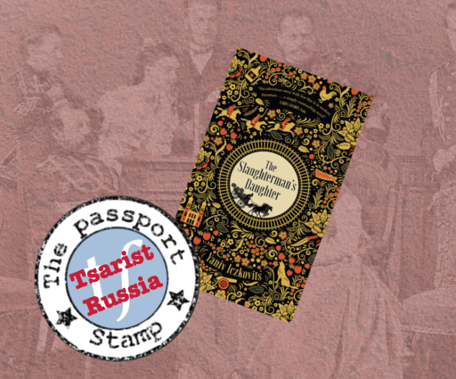 Novel set in 19th Century Tsarist Russia