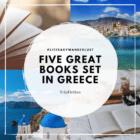 Five great books set in GREECE