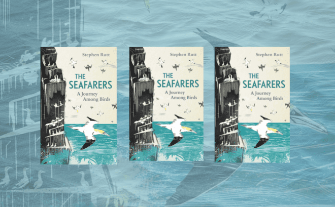 GIVEAWAY 3 copies of The Seafarers: A Journey Among Birds