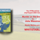 The #TFBookClub reads 'Murder on the Downs' set in Whitstable on the Kent coast